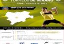 I Circuito Diputación de Albacete. Torneo 11 Ayuntamiento De Las Peñas De San Pedro