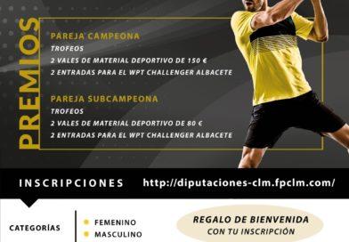 Master Final I Circuito Diputación de Albacete de pádel